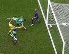Video tổng hợp trận Ireland 1-1 Thụy Điển