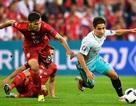 Video clip bàn thắng và tình huống ấn tượng CH Séc 0-2 Thổ Nhĩ Kỳ