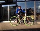 Khám phá xưởng chế tạo xe đạp tre hút khách ở Hội An