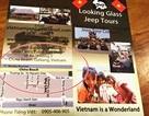 """Kiểm tra công ty du lịch dùng poster quảng cáo ghi sai Biển Đông thành """"China Beach"""""""