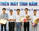 Đà Nẵng trao giải Cuộc thi trình diễn pháo hoa trên máy tính 2016