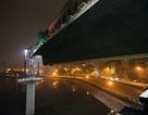Đường sắt đô thị: lao dầm giai đoạn cuối vượt hồ Hoàng Cầu