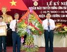 Ban Tuyên giáo tỉnh ủy Nam Định đón nhận Huân chương lao động hạng Nhất