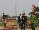 Lập hàng rào sắt, thắt chặt an ninh trước giờ Khai ấn đền Trần