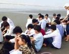 Vụ 3 học sinh mất tích khi tắm biển: Tìm thấy 1 nạn nhân