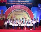 Nam Định: Trao thưởng gần 3 tỷ đồng tuyên dương học sinh và giáo viên đạt thành tích cao