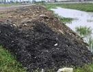 Doanh nghiệp đổ xỉ than, cả xã lo ô nhiễm