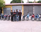 Băng nhóm nghiện hút chuyên trộm cắp xe máy sa lưới