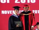 Nữ ca sĩ Vũ Cát Tường nhận bằng tốt nghiệp ĐH loại giỏi