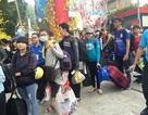 Hàng nghìn sinh viên được chở miễn phí về quê ăn Tết