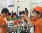 TPHCM: Gần 200 học sinh thi tài năng robot