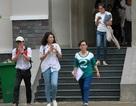 Hơn 2.000 thí sinh thi năng lực tranh suất vào trường ĐH Luật TPHCM