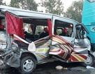 3 ô tô đâm nhau, 9 người nhập viện cấp cứu