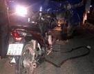 Xe máy đối đầu xe tải, 1 người chết, 3 người bị thương nặng