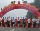 Thông tuyến quốc lộ 48D, động lực phát triển các huyện miền Tây xứ Nghệ
