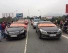 Dân đưa hàng chục ô tô chặn cầu Bến Thủy 1 phản đối việc thu phí