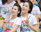 Hoa hậu Kỳ Duyên, Á hậu Tú Anh tươi xinh chạy bộ từ thiện