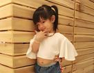 Bộ ảnh đáng yêu của mẫu nhí chưa đầy 3 tuổi