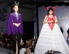 Học sinh tự tin diễn thời trang với phong cách nữ hoàng