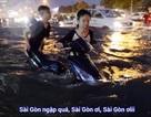 """Clip nhạc chế """"Sài Gòn ngập lắm Sài Gòn ơi"""""""