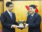 Hội đàm Bí thư thứ nhất Đoàn thanh niên cộng sản Việt Nam và Trung Quốc