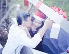 Bộ ảnh cưới đậm không khí Noel của cặp đôi Hà thành