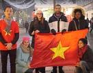 Bạn bè quốc tế háo hức góp mặt trong clip du học sinh chúc Tết Việt