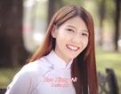 """Hot girl Malaysia diện áo dài hát ca khúc tiếng Việt """"ngọt lịm"""""""
