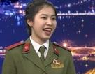 Nữ sinh cảnh sát trình diễn võ thuật ấn tượng trên truyền hình