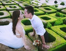Bãi đá độc đáo trên biển Phú Yên thành điểm chụp ảnh cưới cuốn hút