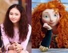 """Nữ tình nguyện viên Mông Cổ xinh xắn, giống """"nàng công chúa tóc xù"""""""