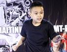 Dancer 11 tuổi vô địch giải nhảy Hiphop với... nhạc Rock