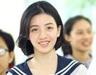 Bắt gặp nữ sinh Hà Nội xinh đẹp đi thi Đánh giá năng lực