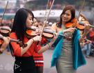 Rhapsody Philharmonic lại gây sốt với clip trình diễn trên đường phố Hà Nội