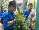 Đoàn thanh niên thành phố Hà Nội dâng hoa tưởng nhớ Chủ tịch Hồ Chí Minh