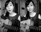 Nữ sinh Hà Tĩnh vừa đàn vừa hát mashup 10 ca khúc hot