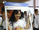 Học sinh cấp 3 háo hức tham gia hội chợ CLB kiểu nước ngoài