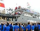 Thanh niên, sinh viên Việt ở nước ngoài có cơ hội ra thăm Trường Sa