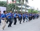 Sinh viên Thái Bình sôi nổi trong không khí buổi lễ thành lập Hội Sinh viên