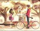 Chuyện tình đáng ngưỡng mộ từ chiếc xe đạp tuột xích