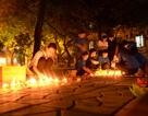 Bạn trẻ Hà thành dâng hương lên Đại tướng Võ Nguyên Giáp nhân ngày 22/12