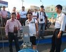 Chuyên gia Nhật cùng ngư dân Bình Định ra khơi câu cá ngừ đại dương