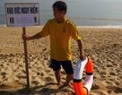 """Cấm tắm biển Tuy Hòa vì xuất hiện cá """"khổng lồ"""" nghi cá mập"""