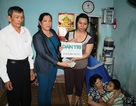 Bình Định: Gần 85 triệu đồng trao đến bé 5 tuổi bỗng dưng bại liệt