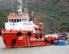 Cứu 10 ngư dân Bình Định bị chìm tàu trên biển