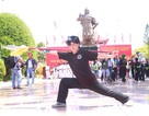 15 đoàn võ thuật quốc tế tham dự liên hoan quốc tế võ cổ truyền Việt Nam