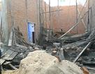Sập trần bê tông, 1 người chết, 6 người bị thương