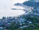 Kéo cáp ngầm xuyên biển cấp điện cho xã đảo ở Bình Định