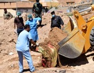 Iraq phát hiện hơn 50 mộ tập thể tại nơi IS từng kiểm soát