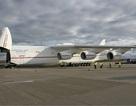 Máy bay lớn nhất thế giới thực hiện chuyến giao hàng qua 3 châu lục